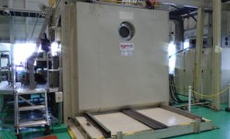 電子ビーム加工設備
